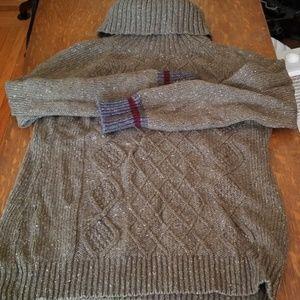 Ruff Hewn turtleneck sweater large